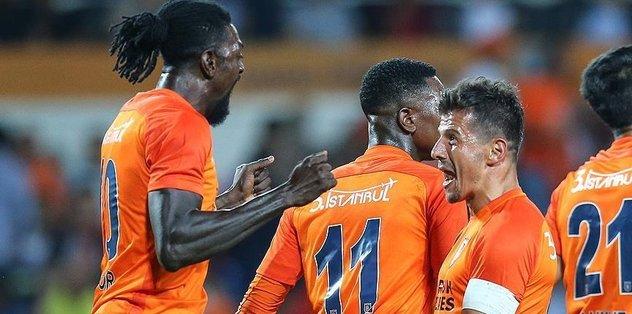 Istanbul Basaksehir eliminate Brugge