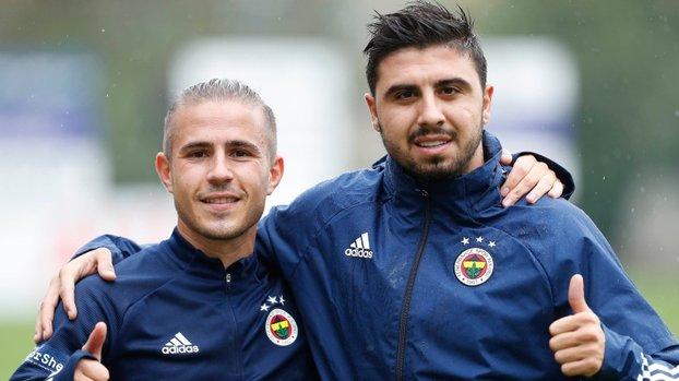 """Dimitris Pelkas'tan Ozan Tufan açıklaması! """"Golden sonra ona koştum"""" #"""