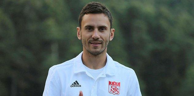 Sivasspor Rybalka'nın sözleşmesini dondurdu