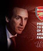 Unai Emery resmen Arsenal'de