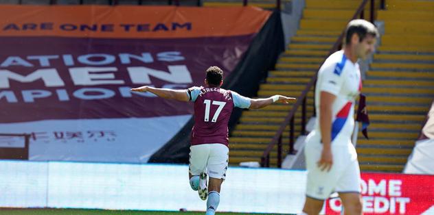 Aston Villa 2-0 Crystal Palace | MAÇ SONUCU - İngiltere Premiere Ligi -
