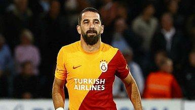 Son dakika spor haberi: Arda Turan'dan Galatasaray-Lazio maçı sonrası paylaşım