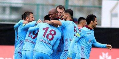 Trabzonspor'da hedef Konyaspor maçı!