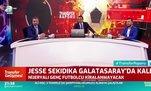 Galatasaray'da son dakika! Jesse Sekidika...