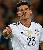 Mario Gomez, Almanya Milli Takımı'nı bıraktı