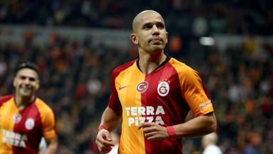 Feghouli'den Galatasaray'a büyük şok! İhtarname gönderdi