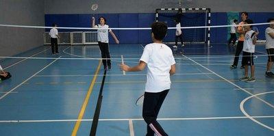 Badmintonda ödüller sahiplerini buldu