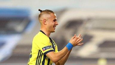 Son dakika spor haberi: Fenerbahçe'de Vitor Pereira Dimitris Pelkas'ı Insıgne gibi kullanacak!