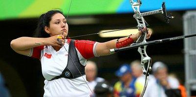 Olimpik yay karışık takımı finale yükseldi