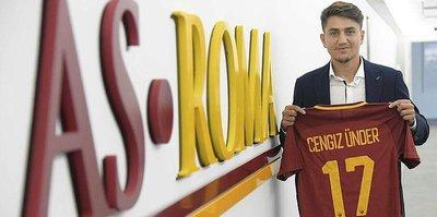 Cengiz için Roma'dan açıklama geldi. G.Saray'dan transfer teklifi var mı?