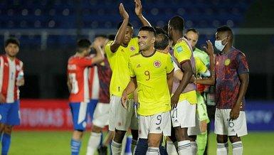 """Son dakika spor haberi: Radamel Falcao Galatasaray'ın Lazio galibiyeti sonrası konuştu! """"Çok çok mutluyum"""""""