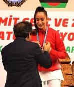 Karate Şampiyonası'nda madalya sahibini buldu