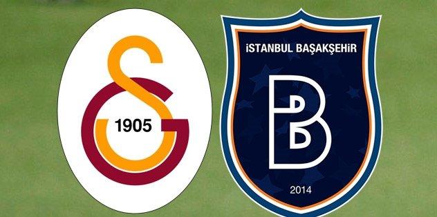 Galatasaray-Başakşehir ile ilgili görsel sonucu