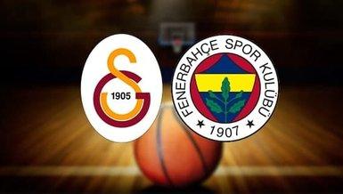 Galatasaray NEF Fenerbahçe Beko basketbol maçı ne zaman? Saat kaçta ve hangi kanalda CANLI yayınlanacak?