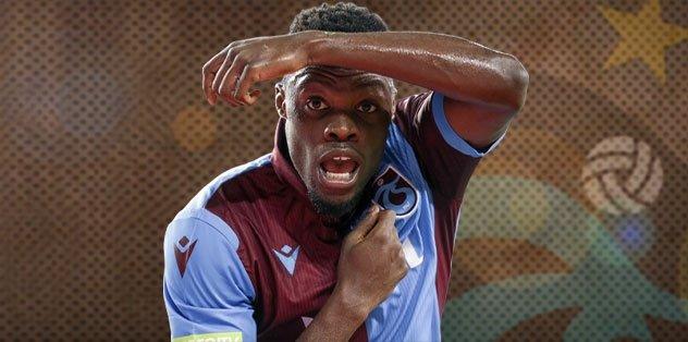 Trabzonspor'a müjdeli haber geldi! Ekuban...