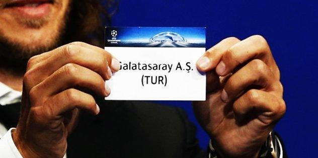 Şampiyonlar Ligi kurasında eski Galatasaraylı sürprizi