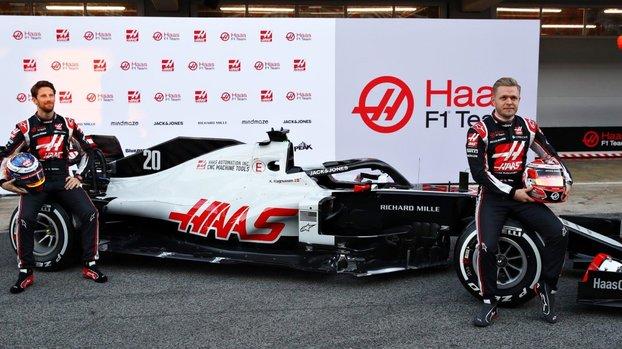 Formula 1'de Grosjean ve Magnussen sezon sonu Haas'tan ayrılacak #