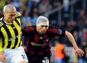 Fenerbahçe - Gaziantepspor (Spor Toto Süper Lig 29. hafta maçı)