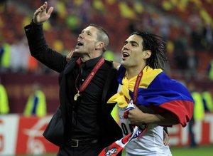 Simeone'den Falcao açıklaması!