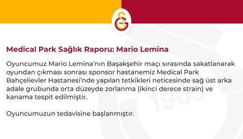 son dakika galatasaraydan mario leminanin sakatligina iliskin resmi aciklama 1593601292823 - Son dakika: Galatasaray'dan Mario Lemina'nın sakatlığına ilişkin resmi açıklama!
