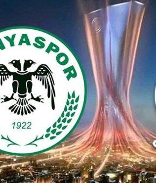 Konyaspor - Marsilya | CANLI