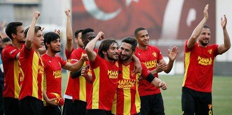 Göztepe'de 800. maç heyecanı