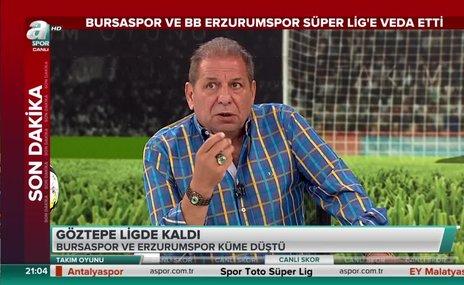 """Erman Toroğlu: """"Ben böyle zeka özürlü penaltı az gördüm"""""""