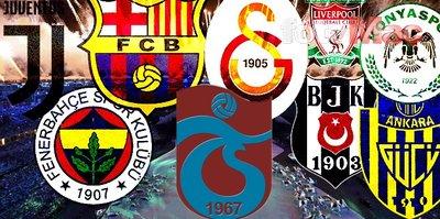 İşte Dünya'nın En İyi Kulüpleri! İlk 100'de 4 Türk takımı!