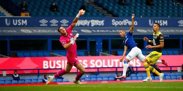 Everton 1-1 Southampton | MAÇ SONUCU - Almanya Bundesliga -