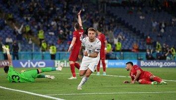 İtalya'nın yenilmezlik serisi 28 maça çıktı!
