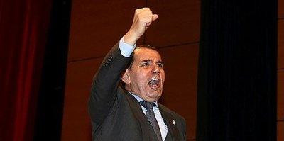 """Dursun Özbek: """"Şampiyonluk bizim hakkımız"""""""