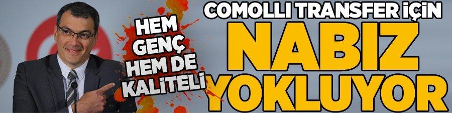 Comolli transfer için nabız yokluyor