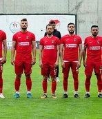 Bayrampaşa - Kemerspor 2003: 3 - 0
