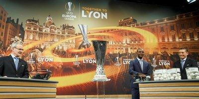UEFA'da dev eşleşmeler
