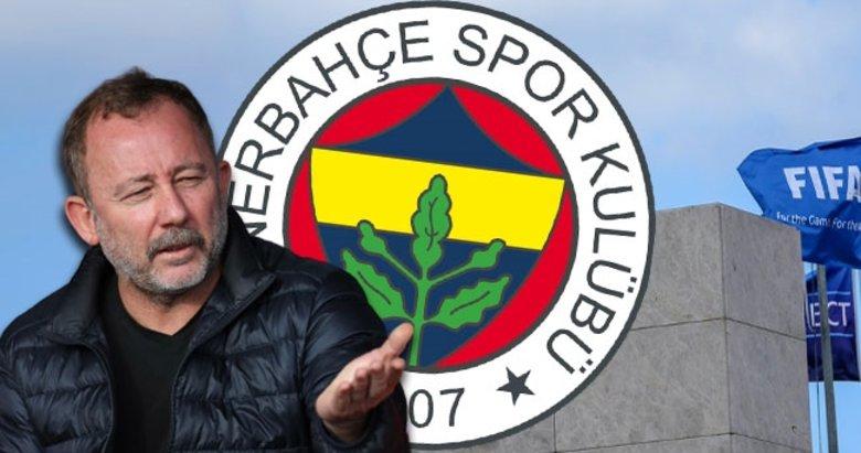 Sergen Yalçın'ın başı dertte! Tarihi ceza ve Fenerbahçe...