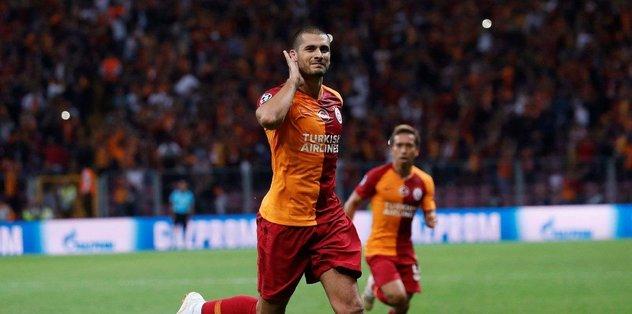 Eren Derdiyok'tan Galatasaray'a rest!