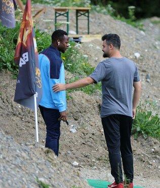 Trabzonspor ile Çaykur Rizespor Slovenya'da yan yana