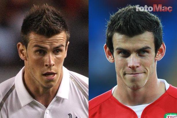 Futbolcuların estetiksiz halleri