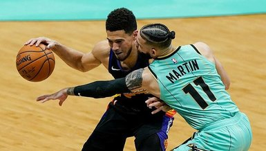 NBA'de Suns Hornets'ı uzatmalarda devirdi