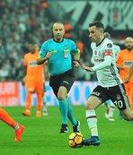 Kasımpaşa-Beşiktaş maçının VAR'ı Barış Şimşek oldu