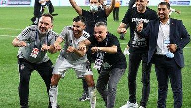 Son dakika spor haberi: Beşiktaşlı Rachid Ghezzal evraklarını yetiştiren kuryeleri unutmadı
