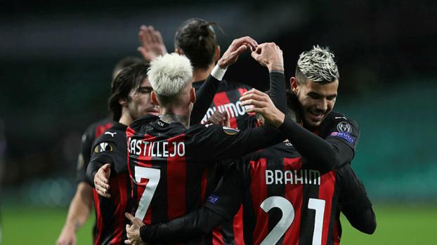 UEFA Avrupa Ligi: Celtic 1-3 Milan | MAÇ SONUCU #