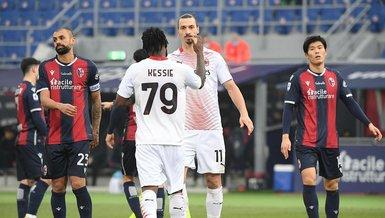 Bologna - Milan: 1-2 (MAÇ SONUCU - ÖZET)