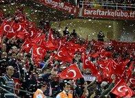 Antalya'da Milli Takım coşkusu!
