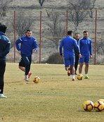 Yeni Malatyaspor Beşiktaş maçı hazırlıklarını sürdürdü