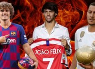 La Liga'dan 1 milyar Euro'luk transfer rekoru