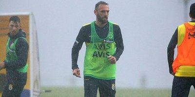 """Fenerbahçeli Vedat Muric: """"Sanki yıllardır bu çatı altındayım"""""""