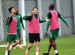 Bursaspor'da Sow geri döndü