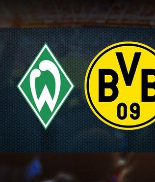 Werder Bremen Borussia Dortmund maçı ne zaman? Saat kaçta? Hangi kanalda?