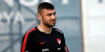 Beşiktaş'ta Burak artık '17' giyecek